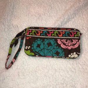 Vera Bradley wristlet/ wallet